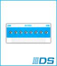 8X Screen-printed Platinum Electrodes