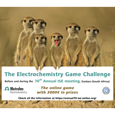 Metrohm DropSens - The Electrochemistry Game Challenge